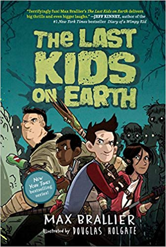 The Last Kids on Earth_Book Review