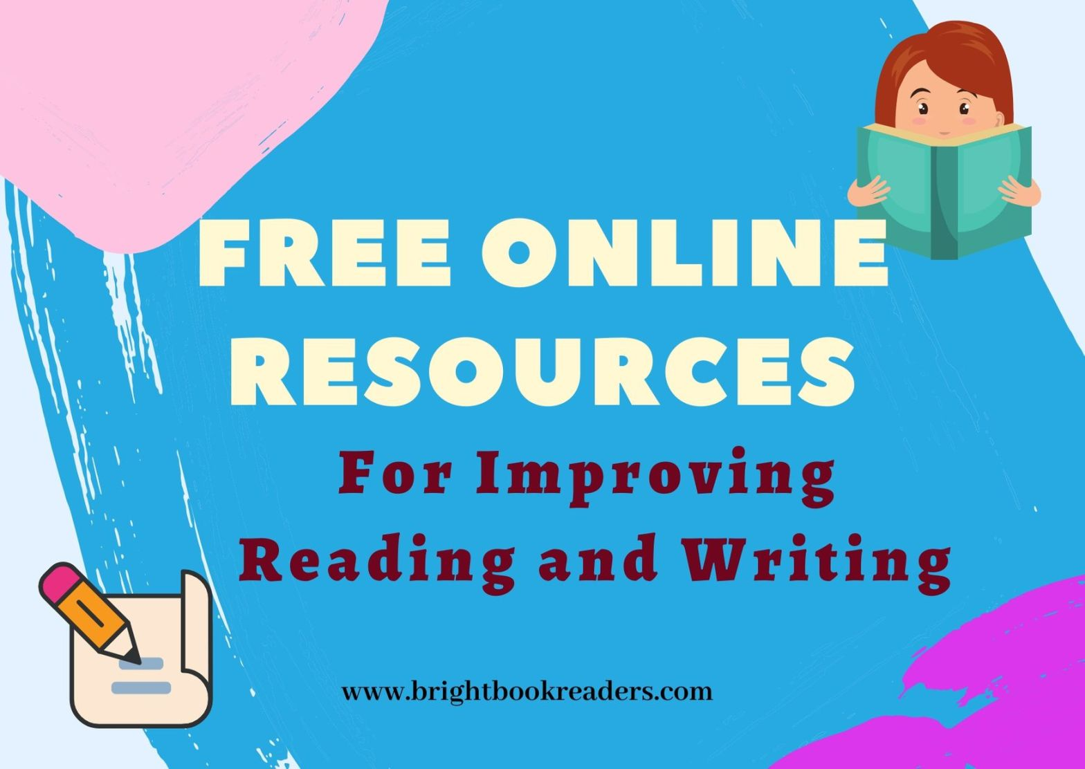 Free Online Resources for Reading and Writing