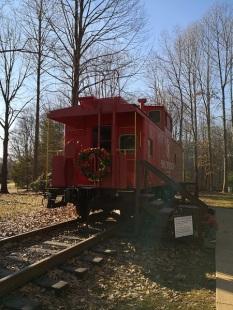 Fairfax Station Railroad Museum